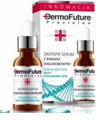 DermoFuture ορός ακριβείας πρόσωπο με Υαλουρονικό Οξύ