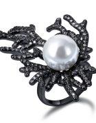 Δαχτυλίδι με ζιργκόνια